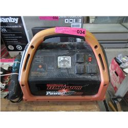 MotoMaster Eliminator Power Pac With Inverter