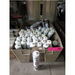 Large Bin of Den Braven Sealant