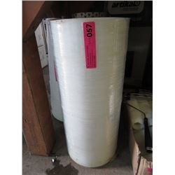 "Large 9"" x 20"" Roll of Shrink Wrap"