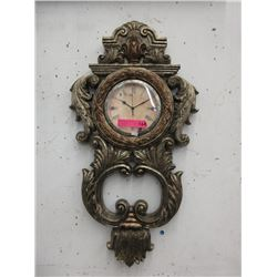 New Ornate Wall Clock