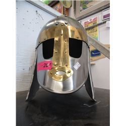 Replica Full Size Metal Helmet