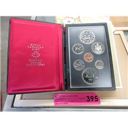 1978 Double Dollar Canadian Specimen Coin Set