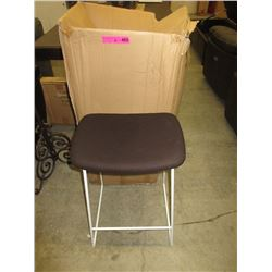 "4 New 26"" Tall Simon Stool with Metal Bases"