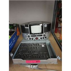 Roland PG-80 Mixer & Karaoke Machine