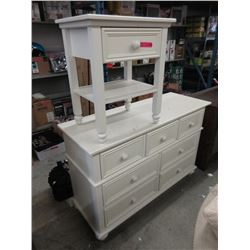 New Condo Size Dresser & Bedside Table