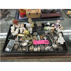 Ceramic & Metal Collectibles