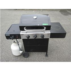 Master Chef BBQ with Side Burner