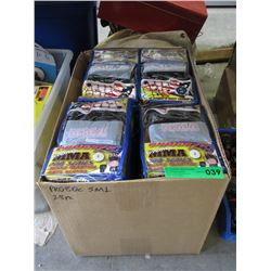 Case of 28 New Mixed Martial Art's Gloves