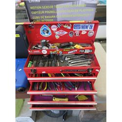 Tool Chest with Tools