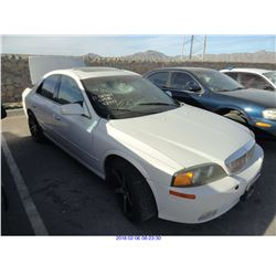 2000 - LINCOLN LS
