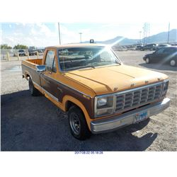 1980 - FORD F150