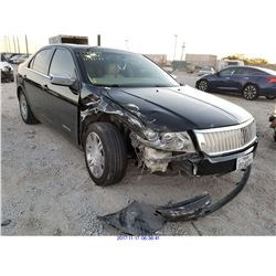 2006 - LINCOLN ZEPHYR // REBUILT SALVAGE