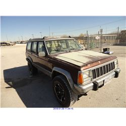 1991 - JEEP GRAND CHEROKEE LAREDO