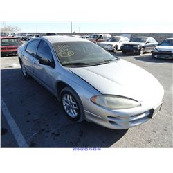 2004 - DODGE INTREPID