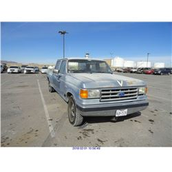 1989 - FORD F350