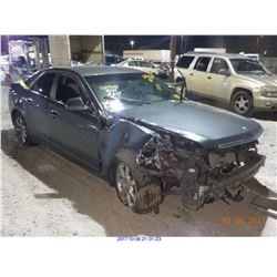 2009 - CADILLAC CTS // SALVAGE TITLE