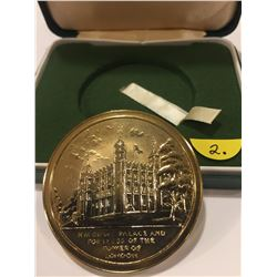 1952 to 1977 HM Royal Palace & Fortress Tower of London Medal