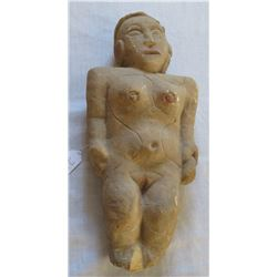 Standing Female Burial Figure