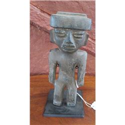 Teotihuacan Figure w/Stand