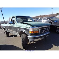 1995 - FORD F-150