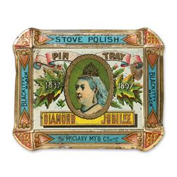 McClary Stoves Advertising Pin Tray