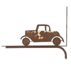 Folky Metal Automobile Trade Sign