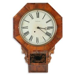 Newbury, CW Merchant Wall Clock