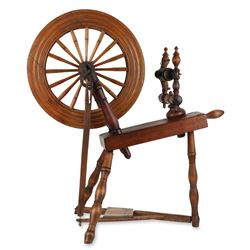 McIntosh, 1863 Century Spinning Wheel