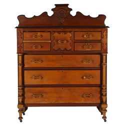 Waterloo County Cherry Chest of Drawers