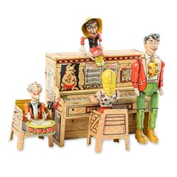 Lil' Abner Wind-Up Toy  Band