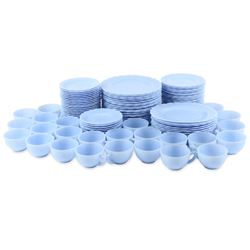 Canadian Pyrex Glass Dishes Set
