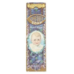 Comfort Soap Bookmark Premium