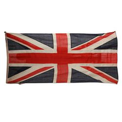 Stitched Union Jack Flag