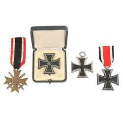 German WWII Iron Crosses