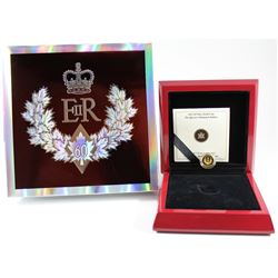 2012 Canada $5 The Queen's Diamond Jubilee 1/10oz. Pure Gold Coin (Tax Exempt)