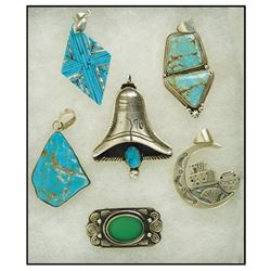 6 Jewelry Items