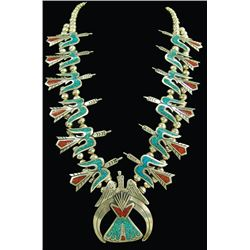 Navajo Necklace - Tommy Singer (1940-2014)