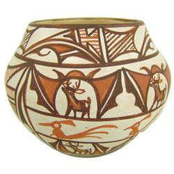 Zuni Pottery Jar - Jennie Laate (1933-1994)