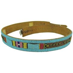 Crow Womens' Beaded Belt