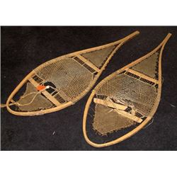 Athabascan Snowshoes