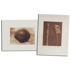 2 E.S. Curtis Photogravures