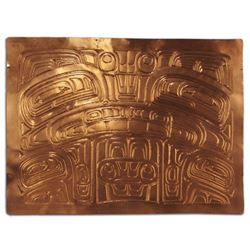 NW Coast Copper Panel - Joseph Ilig