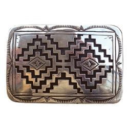 Hopi Buckle - Jacob Kahe