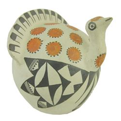 Acoma Pottery Turkey - Eva Histia