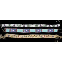 3 Beaded Belts