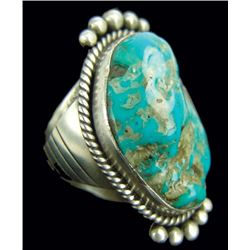 Navajo Ring - Edison Begay