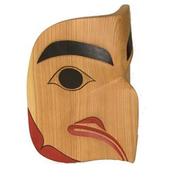 NW Coast Mask - Kelly Moses, Sr.