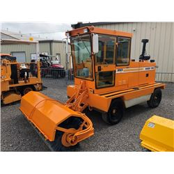 2007 ROSCO 4820 SWEEP PRO BROOM; VIN/SN:47864 - CUMMINS DIESEL, ECAB W/ AC, 853 HOURS