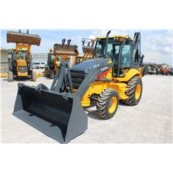 "2010 VOLVO BL70 LOADER BACKHOE; VIN/SN:20269 - 4X4, E-STICK, 24"" HOE BUCKET, 48"" CLEAN OUT BUCKET, E"