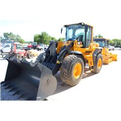 2009 VOLVO L60F WHEEL LOADER;; VIN/SN:61969 - GP BUCKET, FORKS, ECAB W/ AC, 20.5R25 TIRES, 981 HOURS